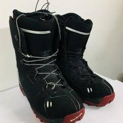 Snieglenčių batai Salomon Black/Claret